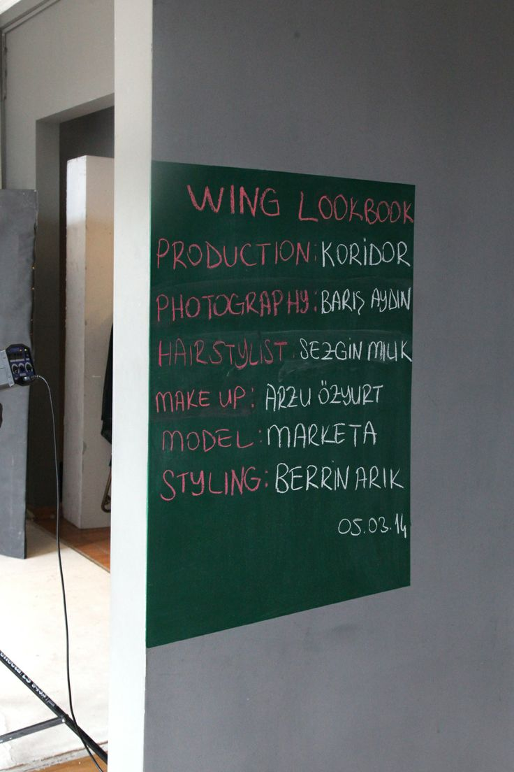 #KoridorProduksiyon tarafından çekilen #WingPlus markasının  #lookbook çekim ekibi