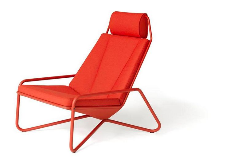 funky patio furniture. red vik chair gorgeous and comfortable lounge designed by arian brekveld funky patio furniture