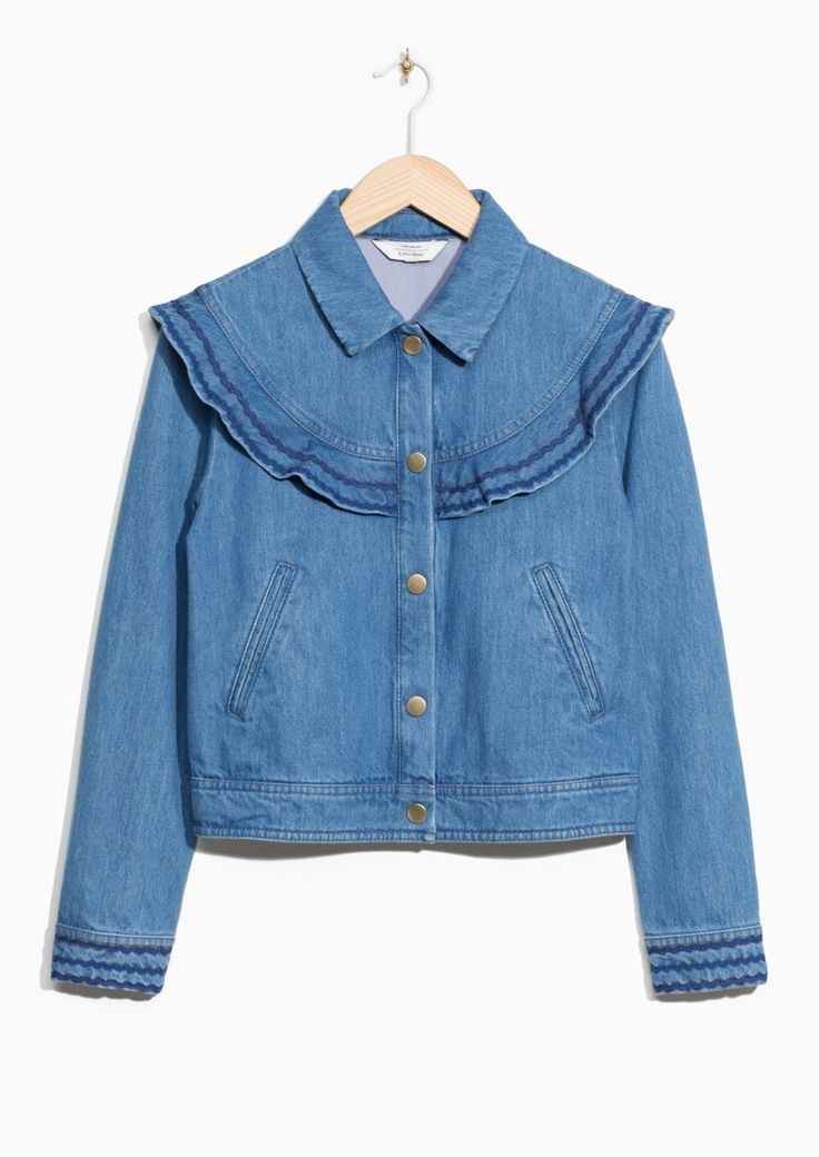 Ideas about denim jackets on pinterest embroidered