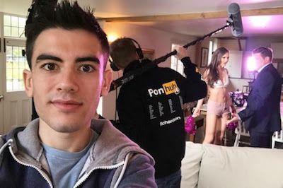 """El actor porno más buscado del mundo es español: """"Estaba estudiando la ESO y quería sacarme informática"""". Hablamos con Ángel de la Mancha, más conocido como 'Jordi El Niño Polla', sobre su éxito internacional en la industria del cine adulto desde lo alto del podio de búsquedas en PornHub. Sergio del Amo   Tentaciones, El País, 2018-03-02 https://elpais.com/elpais/2018/02/28/tentaciones/1519839896_836371.html"""