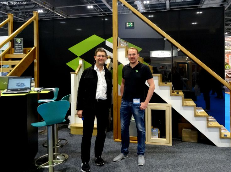 Stairbox - http://smg-treppen.de/stairbox/ Thanks to Tom Hancock and the guys from Stairbox for the warm welcome at the Home Renovation Show in London last Friday. It was a pleasure to get in touch with personally. Further thanks to show us the stair portfolio you offer and the easy configuration in your program. We wish you lot´s of ...
