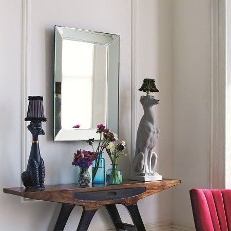 Bevelled Edge Mirror | Wall Mirrors | Graham & Green