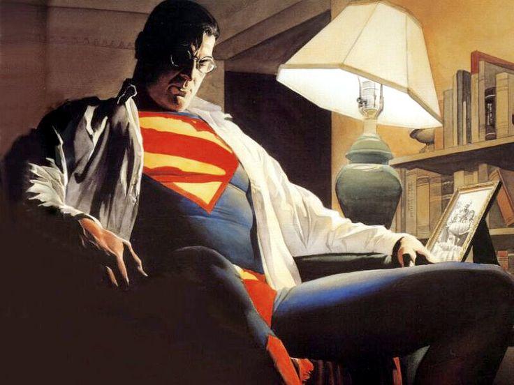 Superman | Alex Ross