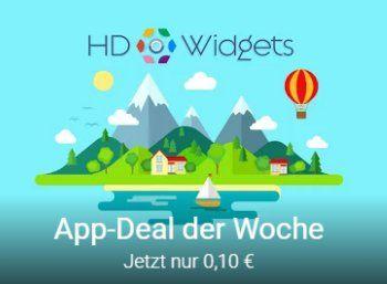 """App-Deal: """"HD Widgets"""" im Play-Store jetzt für zehn Cent https://www.discountfan.de/artikel/tablets_und_handys/app-deal-hd-widgets-im-play-store-jetzt-fuer-zehn-cent.php Ein echter Klassiker ist jetzt für eine Woche im Play-Store für nur zehn Cent zu haben: """"HD Widgets"""" ist als """"App Deal der Woche"""" bis kommenden Dienstag im Preis reduziert. App-Deal: """"HD Widgets"""" im Play-Store jetzt für zehn Cent (Bild: Google Play) Um die An... #And"""