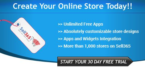 With 5 easy steps,create an online store in Sell365, a reputed free ecommerce website builder in India. Sell your products skillfuly by opening an online store.