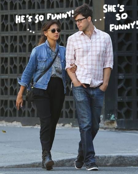 Parks And Rec's Rashida Jones Keeps It In The NBC Family By Dating SNL Writer!