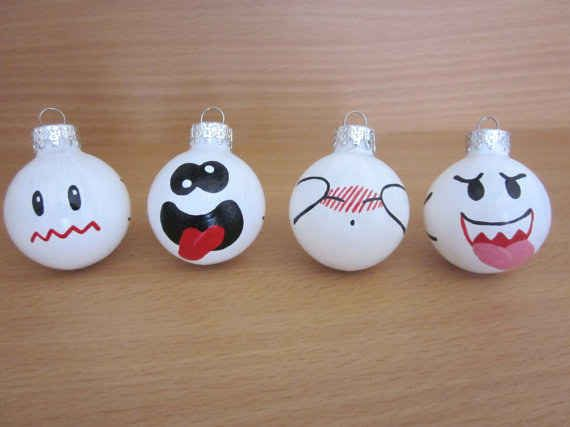 Community: 45 Awesome Christmas Ornaments Every Video Game Lover Needs