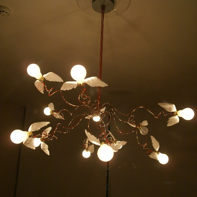 Inspirational Flying Birds Lights for Interior