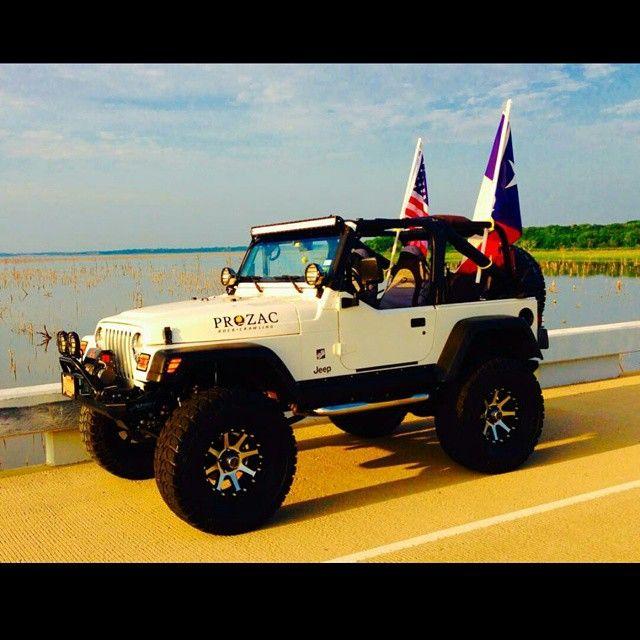 Nice looking Jeep on prozac