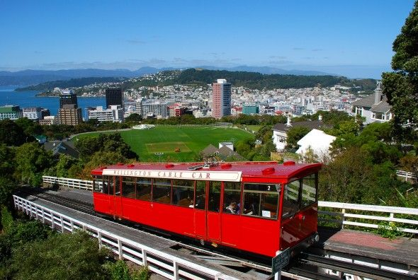 The Cable Car which was only five minutes from my house