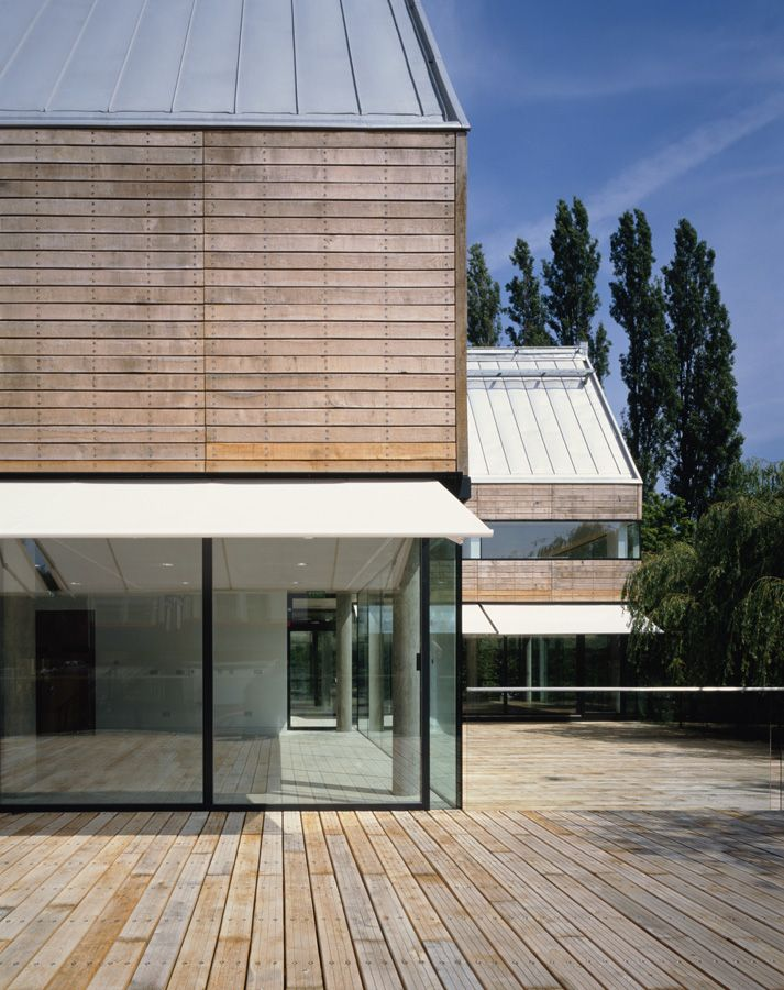 River and Rowing Museum | Henley-on-Thames, Oxfordshire, England, UK | David Chipperfield Architects