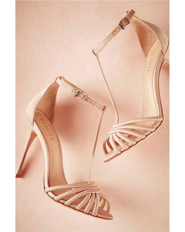 Beautiful beige heels