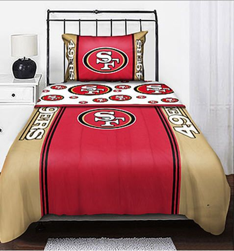 35 best images about andys room design ideas on pinterest for 49ers room decor