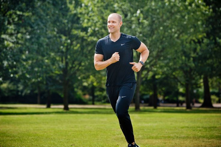 Hyde Park - the perfect place for a morning run. Our personal trainer Simon Inman takes clients on the best routes, catering to all abilities - ready, steady, go!