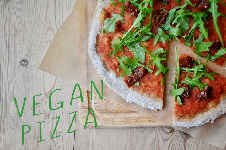 to see ingredients and how to make it, head over to my website - http://www.she-smiles.com/home//vegan-pizza :)
