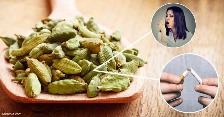 Antibacterial, antimicrobial, anti-inflammatory, antifungal, antispasmodic - these and other beneficial attributes have resulted from chewing the ancient, exotic spice pods known as cardamom. https://articles.mercola.com/sites/articles/archive/2018/02/26/chew-cardamom-pods.aspx?utm_source=dnl&utm_medium=email&utm_content=art3&utm_campaign=20180226Z2&et_cid=DM189378&et_rid=226193290