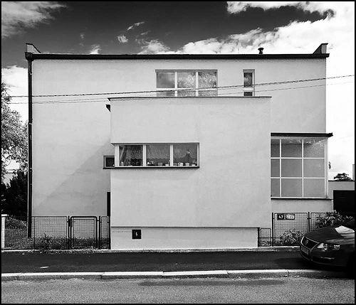 František Kavalír @ House Letošník [1932] | BaBA # 12