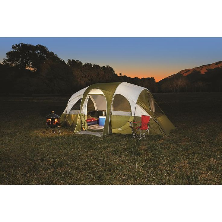 Northwest Territory Eagle River 18' x 10', 8 Person Tent - Sears