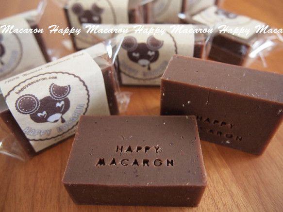 みんな大好きチョコレート♪見た目もチョコレートそっくりで美味しそうに作りました。チョコレートは本格的にベルギー産カカオ63%クーベルチュールチョコレート使用!... ハンドメイド、手作り、手仕事品の通販・販売・購入ならCreema。