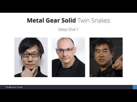 Metal Gear Solid: Twin Snakes Deep Dive 1 https://youtube.com/watch?v=k15Npf_IteE