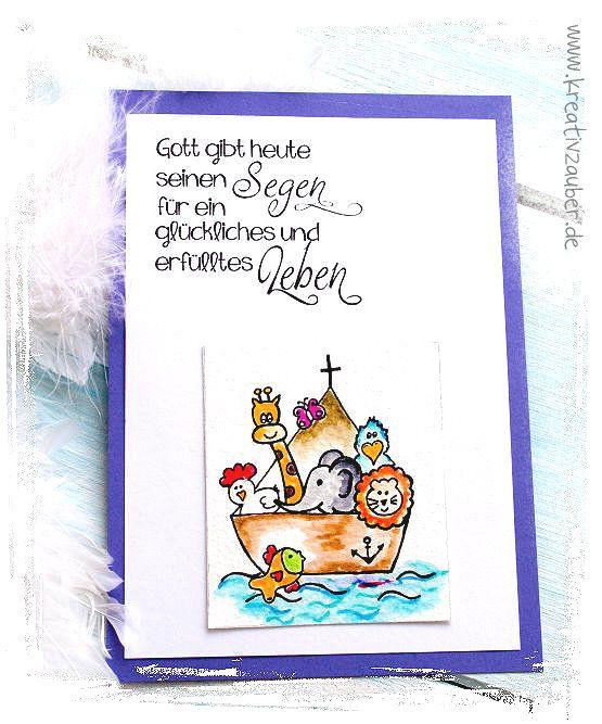 Sprüche Für Taufkarte