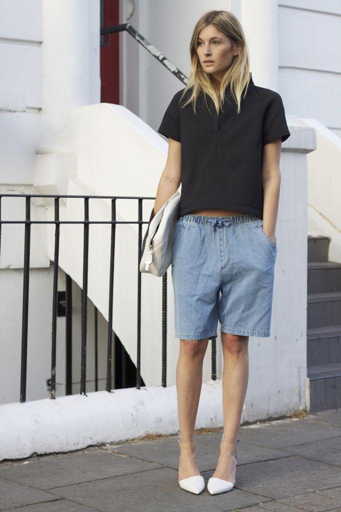 Long Shorts |Blog and The City