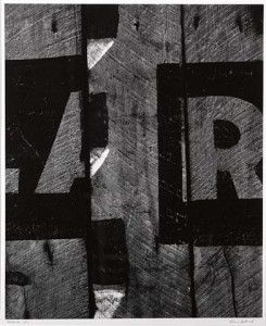 Aaron Siskind Kentucky 4, 1951 November 21, 2011 by nycswhttg Planes dissolve, the ying and yang of the cubist style, texts collide with the physicality of pure geometry.