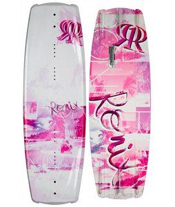 New shape and women's specific wake board
