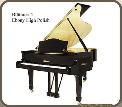 Bluthner 4 Grand Piano