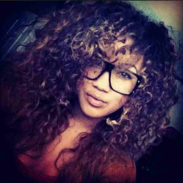 Cute Natural Curls, curly hair. Mixed girl hair I know ...