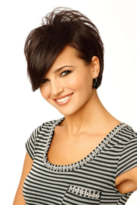 Swell 1000 Ideas About Haircuts Straight Hair On Pinterest Blunt Cuts Short Hairstyles For Black Women Fulllsitofus