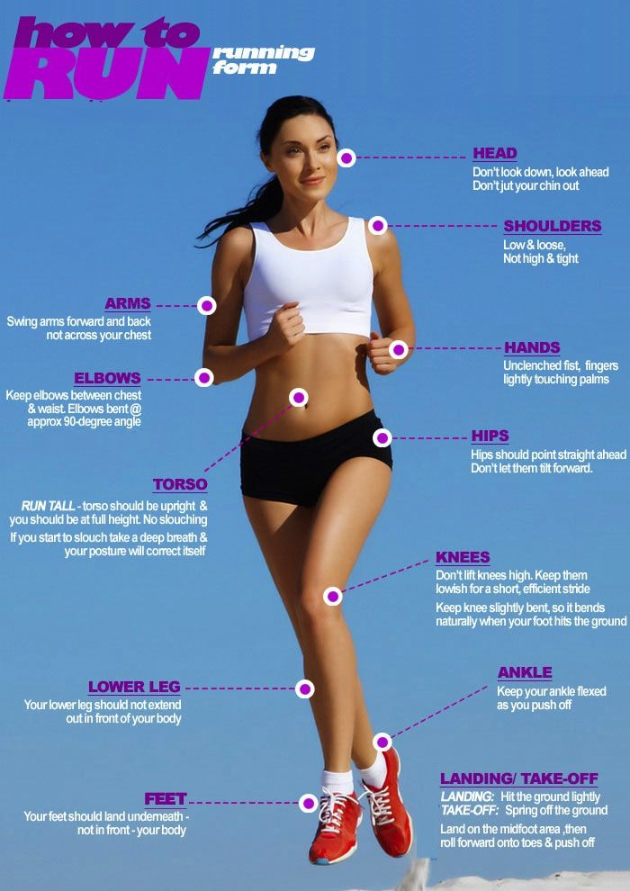 How to Run - Simple Tips for Beginners