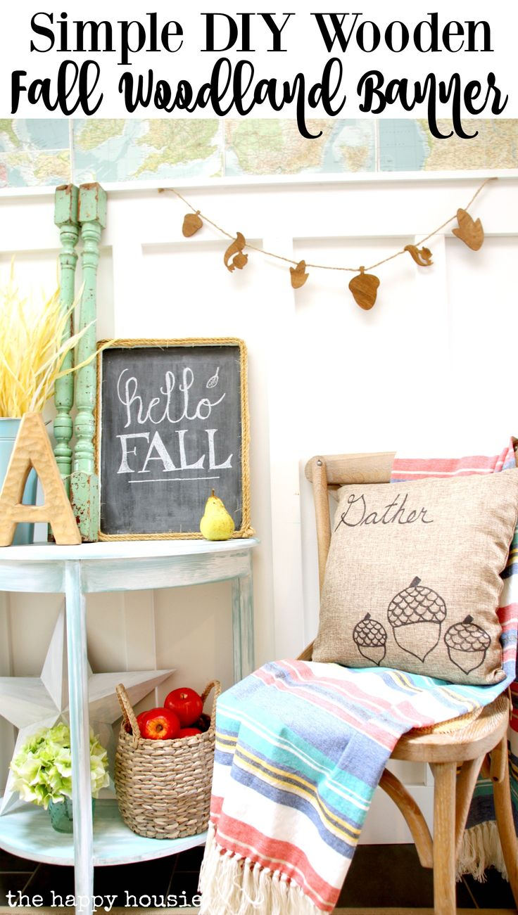 how to make fall decorations at home cheap fall decorating ideas