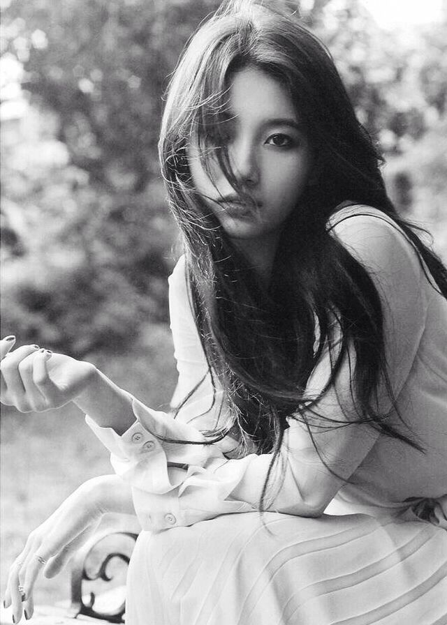 Grazia Magazine releases additional photos and BTS footage of miss A Suzy