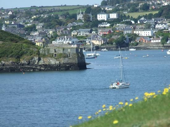 Kinsale Ireland is in County Cork...Take the Harbor Tour if you are ever there....
