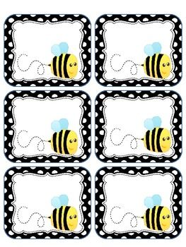 Bee Labels
