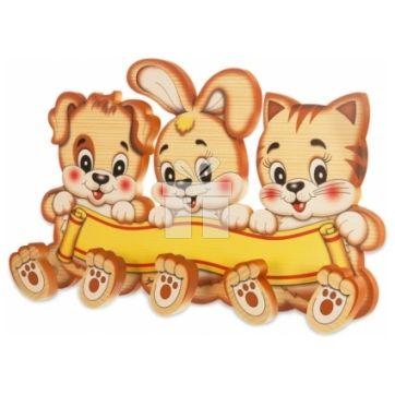 Cuier din lemn pentru copii - Casa - Catalog online Dear.ro - primavara vara 2015