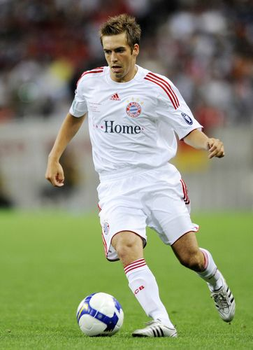Philipp Lahm, Bayern Munich player:)