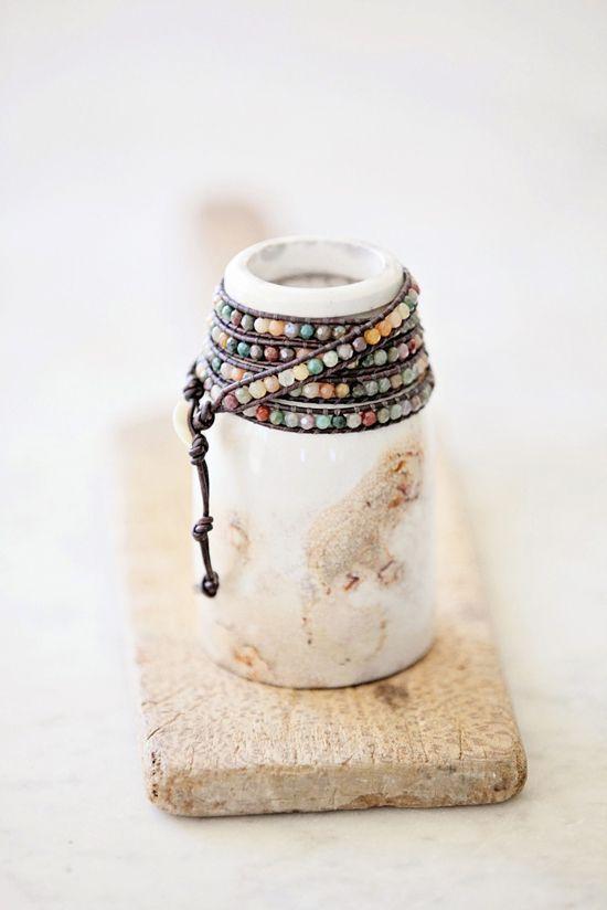 Polynesia Wrap bracelet