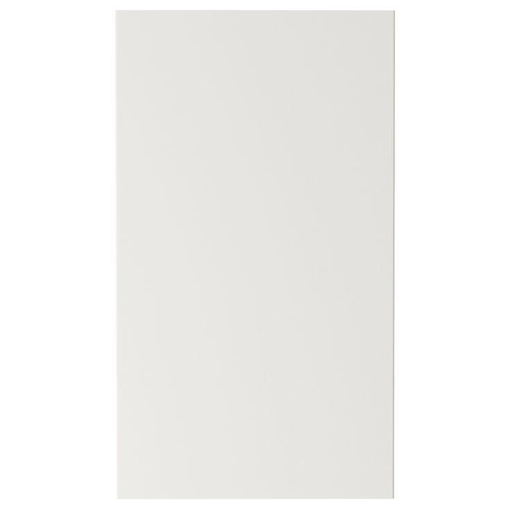 Abstrakt Door High Gloss White 50x70 Cm Ikea Board