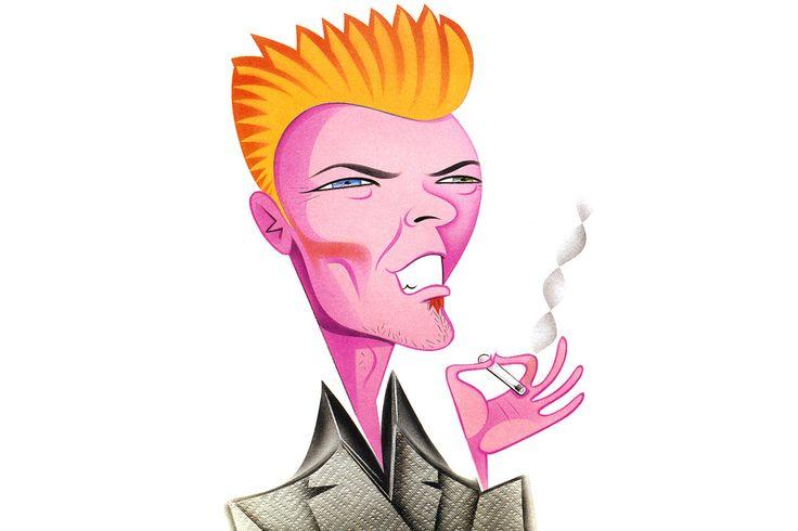 David Bowie Answers the Proust Questionnaire | Vanity Fair