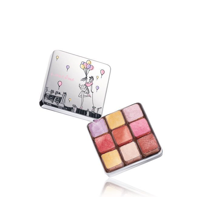 Lancôme, With Love Spring 2016 Collection, My Parisian Pastels Limited Edition Star Palette