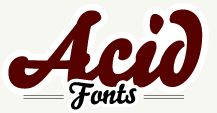 Acid fonts - Great FREE Fonts. I've never downloaded a bad one. Jazz up your Powerpoints and other designs with fun fonts.
