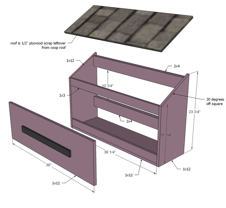 Chicken coops coops and a shed on pinterest for Chicken coop dimensions