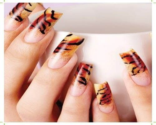 9 Best Airbrush Nail Art Designs