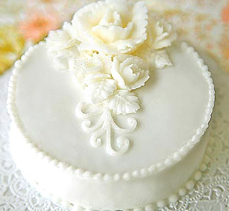 mini cakeWhite Cake