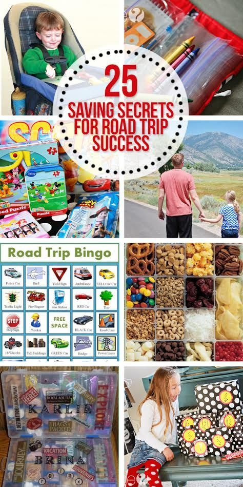 Have an upcoming summer road trip you're dreading? Try these ideas to keep kids occupied in the car!