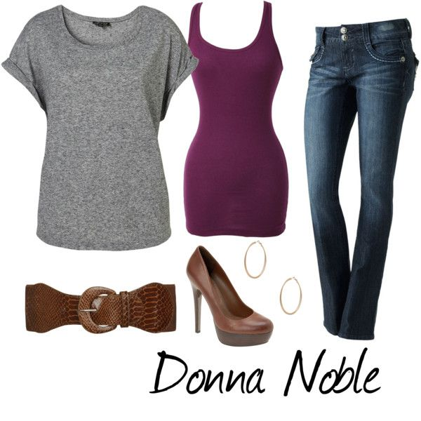 """Donna Noble"" by chelsealauren10 on Polyvore"