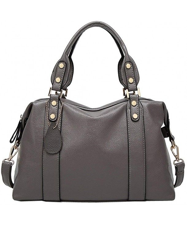 e566438750e0 Women's Bags, Shoulder Bags,PU Leather Tote Handbag Shoulder Bag Top ...