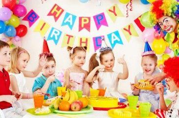 Детское меню на день рождения - рецепты с фото. Идеи блюд для праздничного детского стола